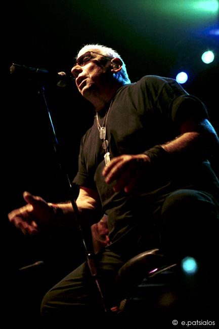 Eric Burdon | 01.08.2005 | Θέατρο Βράχων