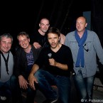 laurent garnier band backstage