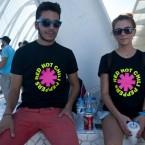 RHCP   T-shirts