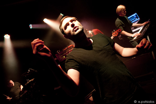 Twilight Sad.
