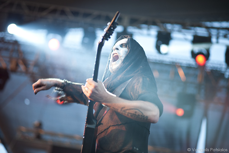Behemoth @ Heavy By The Sea 2014