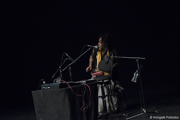 Matana Roberts