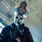 Ghost @ Heavy By The Sea 2014